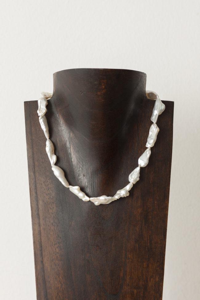 collar de perlas barrocas